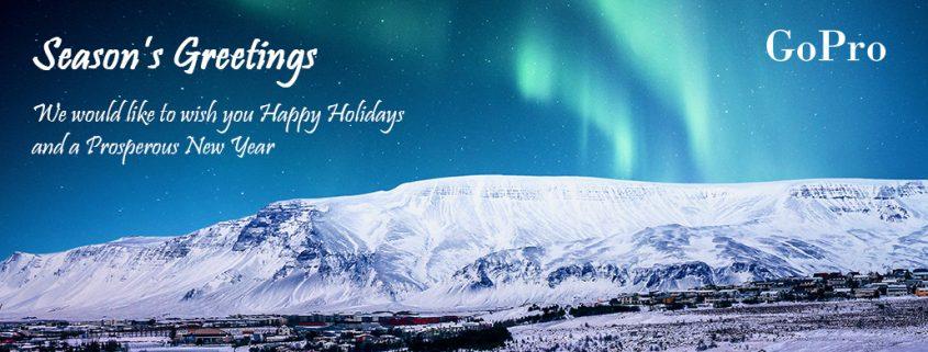 GoPro HolidayGreetings