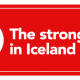 GoPro is Strongest in Iceland